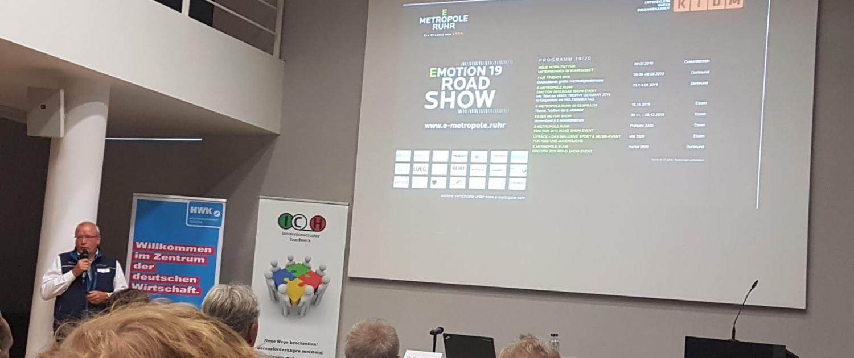 Vortrag von Andreas Allebrd (eShare.one)